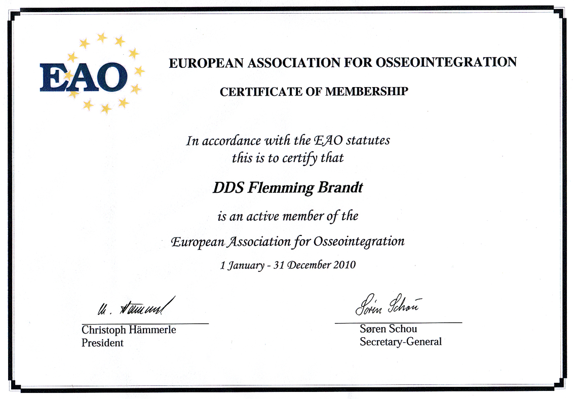 dansk odontologisk selskab